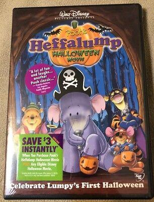 Poohs Heffalump Halloween Movie (Heffalump Halloween)