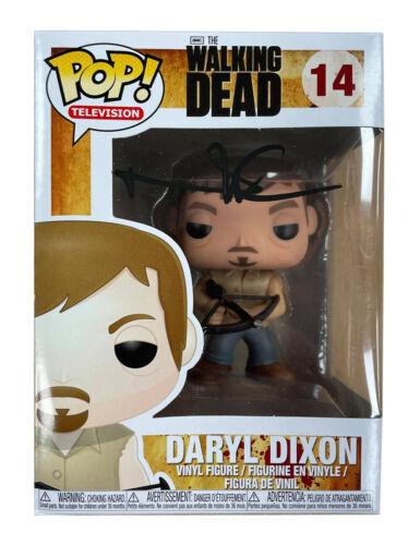 The Walking Dead Daryl Dixon Funko Pop Signed by Norman Reedus 100% + COA