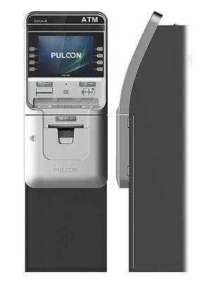 Puloon Sirius Ll Atm Machine Emv Ready With Processing