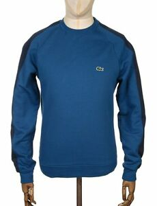 Lacoste-Live-Two-Tone-Sweatshirt-Navy-Blue-Inkwell-RRP-80