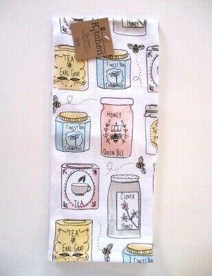 Kay Dee Designs - Tea Towel - Bee Inspired - NWT