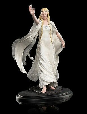 Weta Lord of the Rings Hobbit Lady Galadriel at Dol Guldor 1/6 Statue Figure New