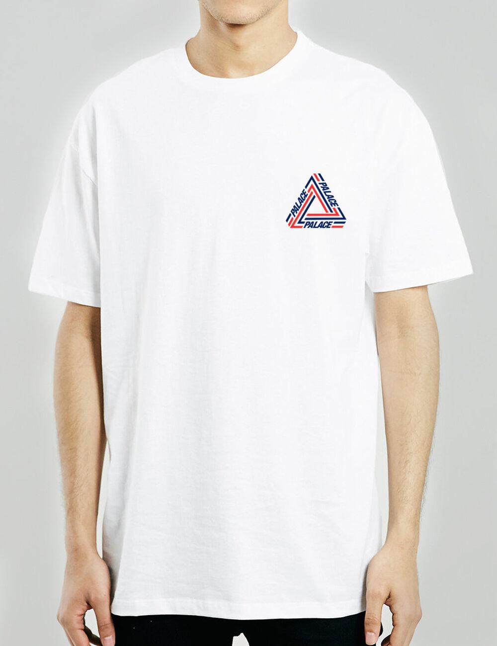 4f9f6444012d Palace Tri Crib White T Shirt  USA STOCK