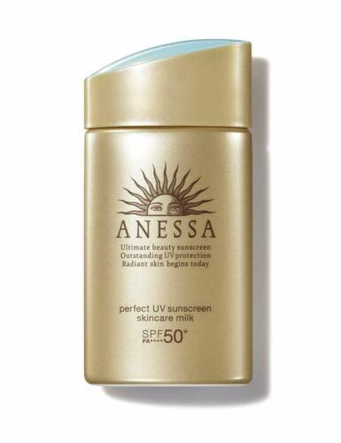 Shiseido ANESSA Perfect UV Sunscreen Skincare Milk SPF50+PA 60ml Made in 04/2020