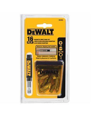 Dewalt DW2053 16 Pc. Magnetic Drive Guide Set Dewalt Magnetic Drive Guide