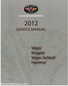 victory kingpin service manual ebay rh ebay com 2007 victory jackpot wiring diagram Basic Electrical Wiring Diagrams
