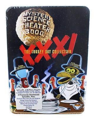 Mystery Science Theater 3000  The Turkey Day Dvd Collection