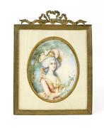 Antique Miniature Painting