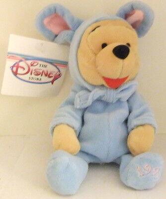 Disney Mini Beanbag Easter Bunny Pooh Bear Toys