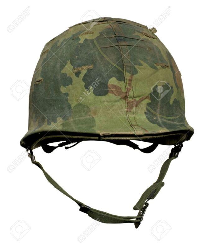 Rare Original M1 Veitnam Helmet