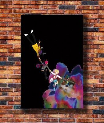Hot Fabric Poster Lil Uzi Vert The Perfect Luv Tape 36x24 30x20 40x27inch