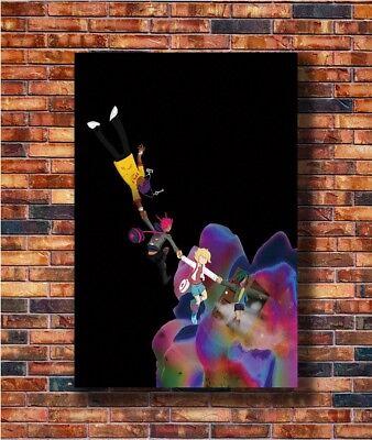 T2799 20x30 24x36 Silk Poster Lil Uzi Vert The Perfect Luv Tape Art