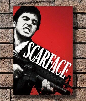 ZA990 Scarface Movie Al Pacino Poster Hot 40x27 36x24 18inch