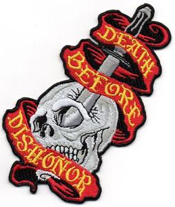 Death-Before-Dishonor-Patch-Military-Skull-MMA