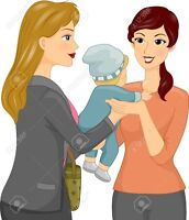 Experience Professional Child Care Provider