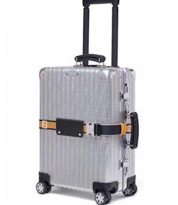 Rimowa Fendi luggage case
