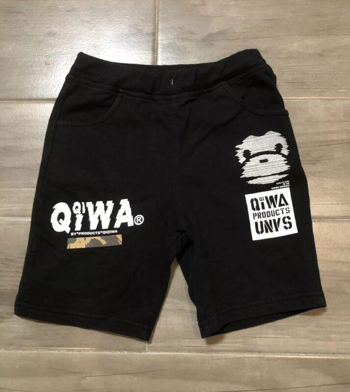 Products Qiqiwa Q Bape Qbape Kids Bathing Ape Sweat Shorts