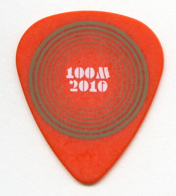 Sheryl Crow 100 Miles from Memphis 2010 Guitar Pick Authentic Original