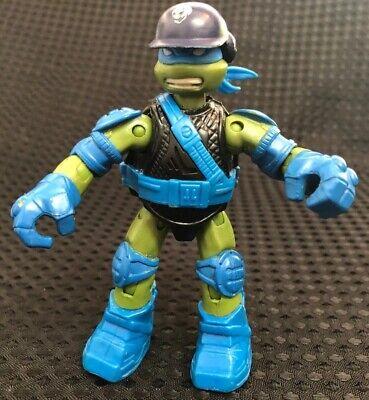 """Viacom Teenage Mutant Ninja Turtle 5.5"""" Leonardo Figure - Blue Ninja Turtle"""