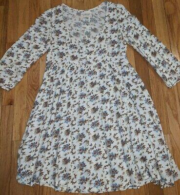 Ralph Lauren Denim Supply Floral Dress Women Size M