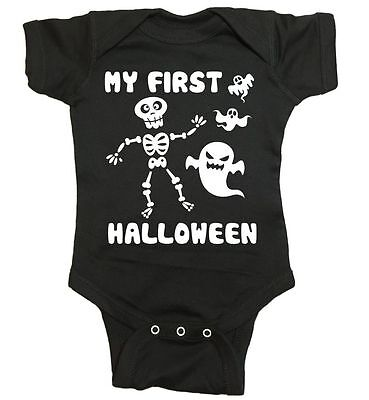 Halloween Baby One Piece