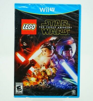 LEGO Star Wars The Force Awakens: Wii U [Brand New]