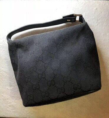 Gucci Black Logo Mini Bag