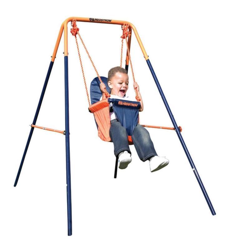 Childrens Garden Swings Ebay