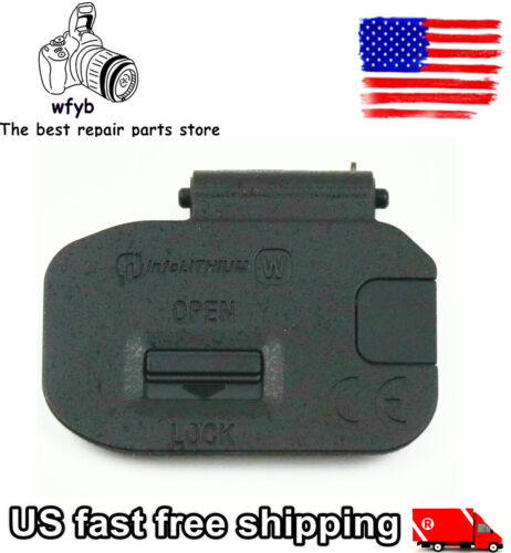 New Battery Door Replacement Part for Sony A7R II ILCE-7RM2 Battery Cover Lid