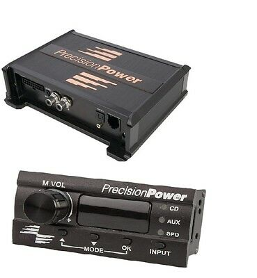 Precision Power PPi DSP-88R 8 Channel 31 Band Equalizer Digital Sound Processor