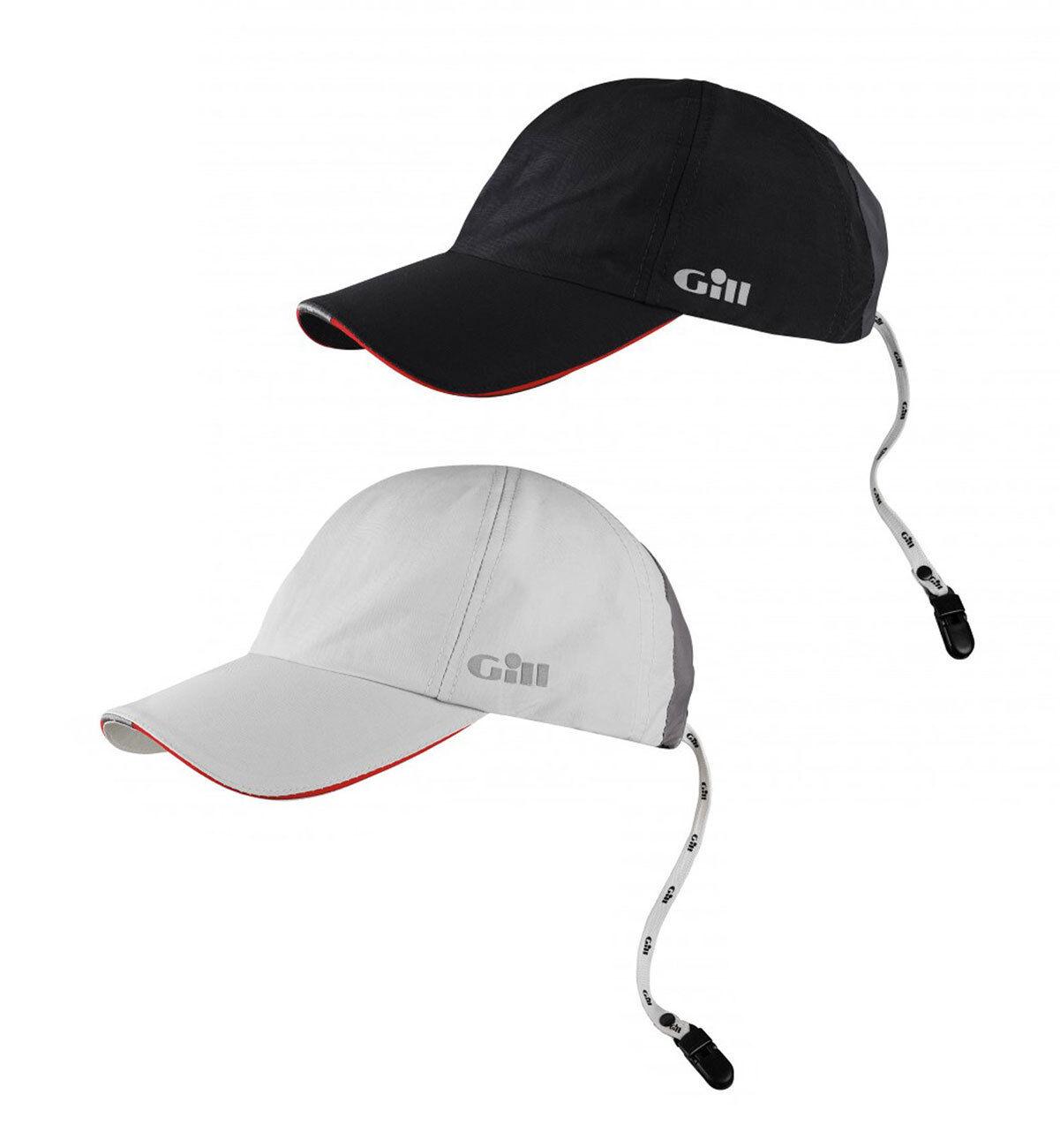 Gill Segel Cap Race Damen & Herren - hochwertige Segelmütze mit viel Komfort