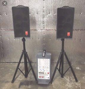 . Fender Passport Pro Audio System