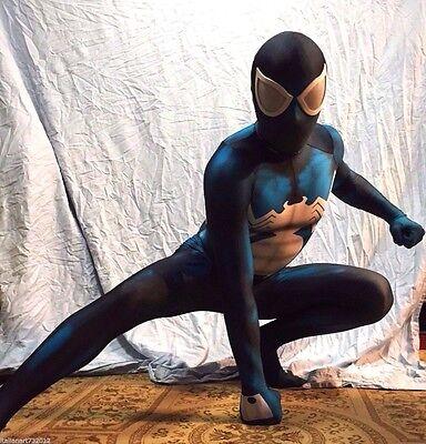 Custom Listing For :  Black Symbiote Spider-Man - Spiderman Custom Kostüm
