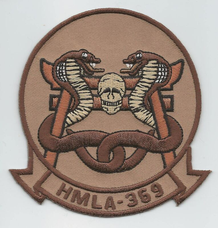 HMLA-369 desert !!THE LATEST!! patch