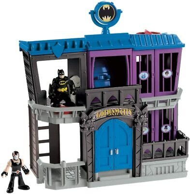 Fisher-Price Imaginext DC Super Friends, Gotham City Jail W9642 NEW