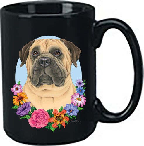 Bullmastiff Black Ace Mug (TP) 99050