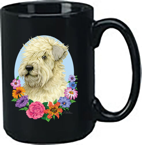 Wheaten Terrier Black Ace Mug (TP) 99056