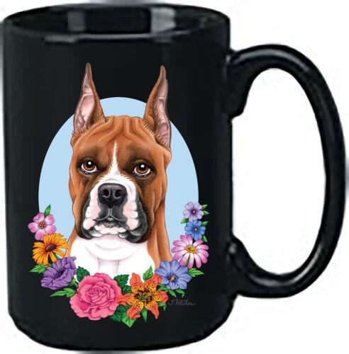Fawn Boxer Black Ace Mug (TP) 99026