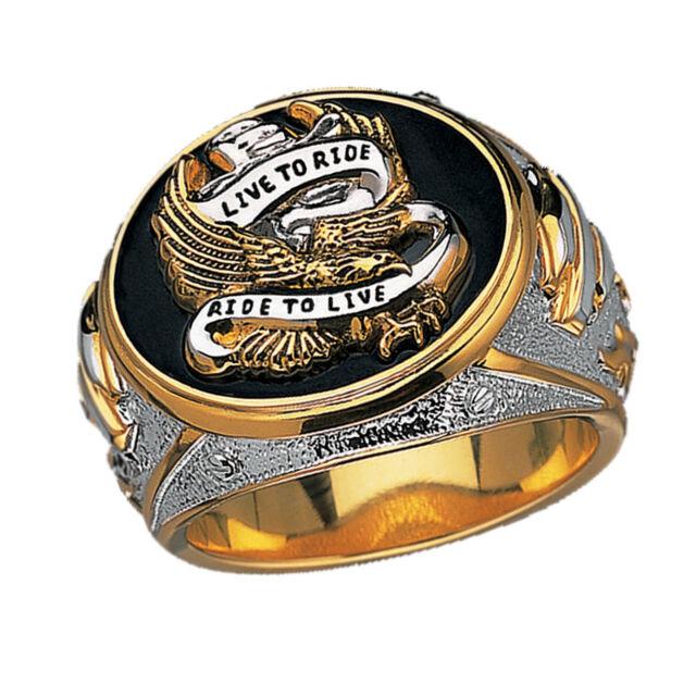 Harley Davidson Rings