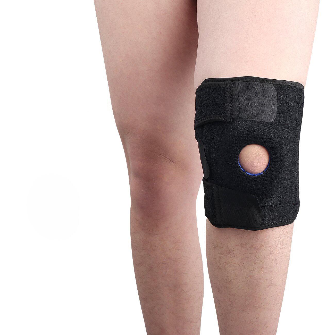Right Left Men Women Knee Brace Support Stabilizer For Sport