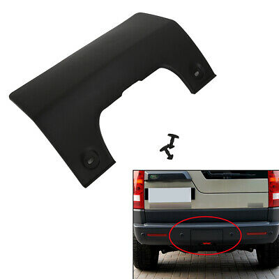 FRONT BUMPER TOWER TOWING EYE COVER TRIM DPC500123PCL LAND ROVER DISCOVERY 3