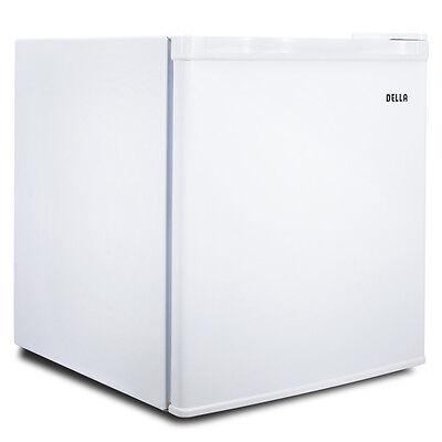 ديب فريزر جديد 1.1 cu ft Upright Compact Freezer White Energy Saving Home Office Kitchen Room