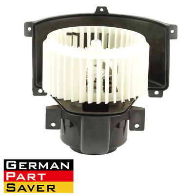 Front A/C Heater Blower Motor w/ Fan Cage For Touareg Q7 Cayenne 7L0820021Q