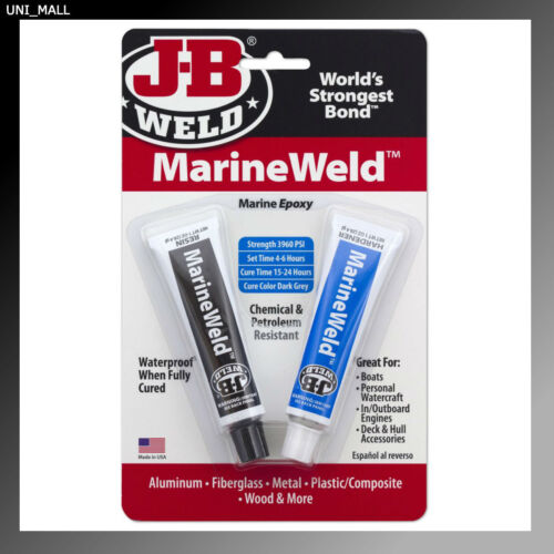 JB Weld New 8272 MarineWeld 2OZ. Marine Epoxy - 2 oz