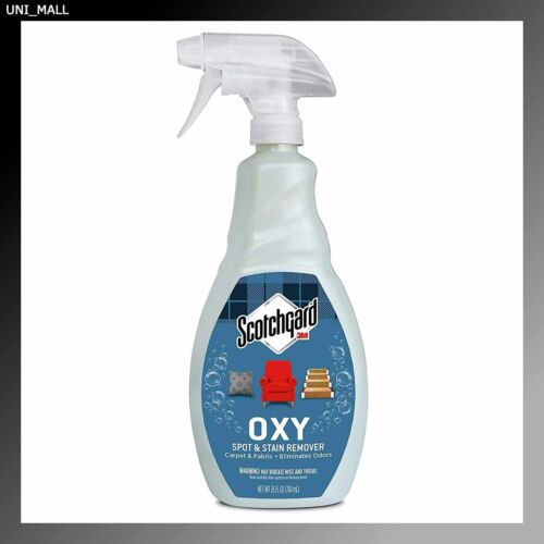 3M 1026C 26 oz Oxy Carpet Cleaner Fabric Spot & Stain Remover