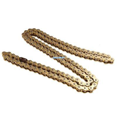 520X120 Drive Chain Atv Motorcycle Mx 520 Pitch 120 Links Universal Non O Ring