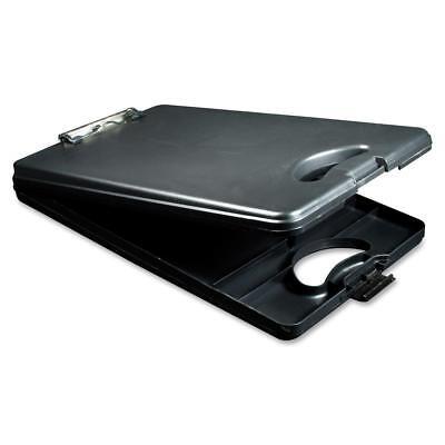 Saunders Portable Desktop Clipboard 12storage 10x16 Black 00533