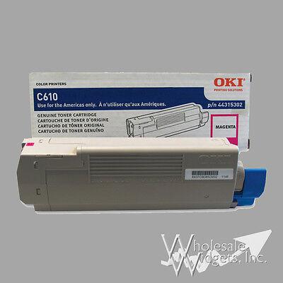 OKI 43866104 BLACK TONER CARTRIDGE for 710 SERIES Printers