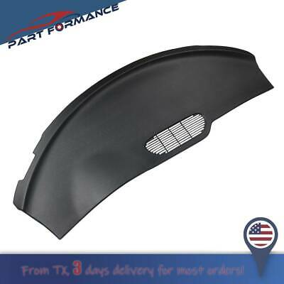 FOR 1997 1998 1999 2000 01 02 Firebird Camaro Molded Dash Cover Cap Skin (Camaro Black Dash)