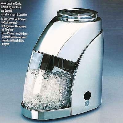 Gastroback 41127 Elektro Eis-Crusher Ice-Crusher Crusheisbereiter crasheis NEU